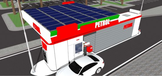 Mobile Fuel Station pictures & photos