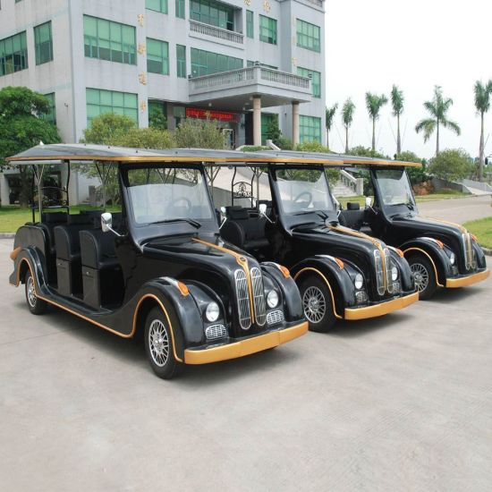 8 Seat Electric Vintage Golf Carts pictures & photos