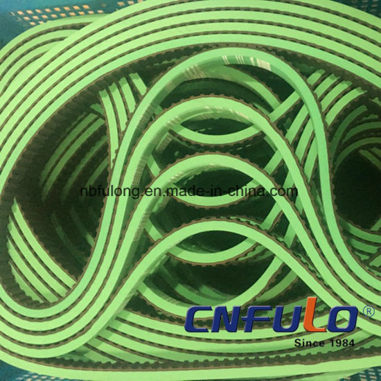 Coating Rubber Timing Belt, Feeders, Sorters and Vffs Packing Machines pictures & photos