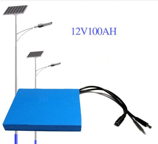 12V 20ah Lithium Iron Phosphate Battery for Solar Street Lighting pictures & photos