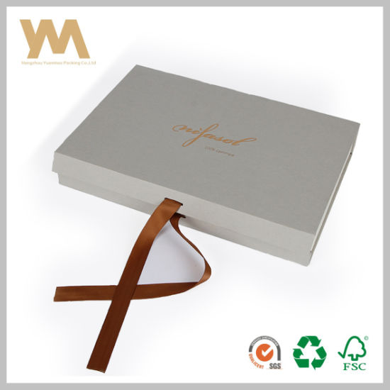 Best Selling Luxury Scarf Gift Paper Box