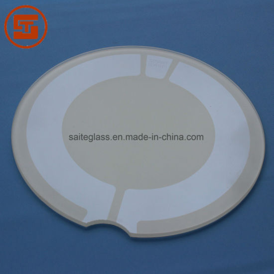 OEM ITO Bathroom Electronic Body Fat Weighing Scale Tempered Glass Panel