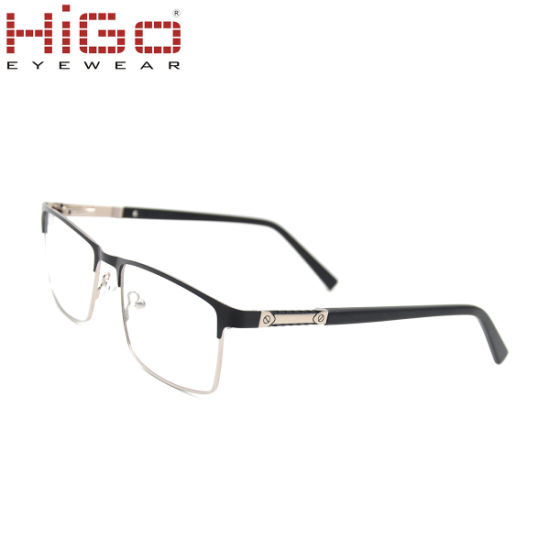 Latest High Quality Stainless Steel Metal Optical Frame Manufacturers in China