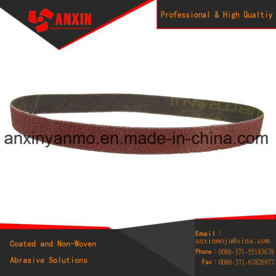 Anxin Sanding Belts with 3m Cloth