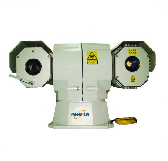 Factory Direct 300 Meters Night Vision HD IP CCTV Laser Camera pictures & photos