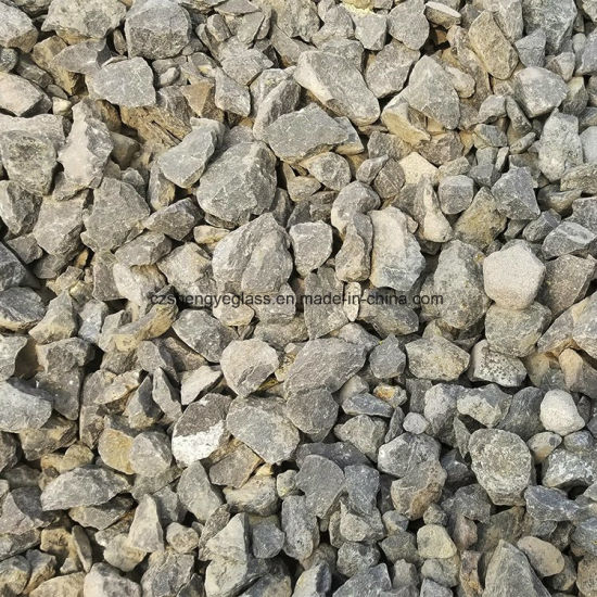 Cheap Construction Stone Chips Crushed Slate Driveway pictures & photos