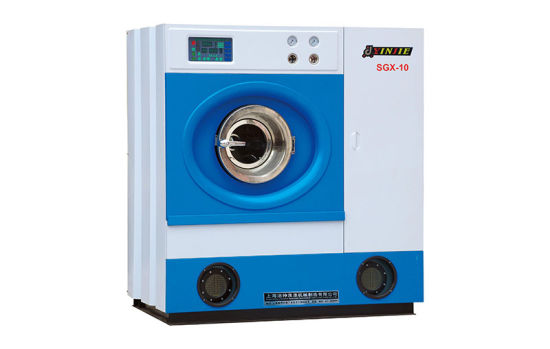 Sgx 8 15 Automatic Hydrocarbon Dry Cleaning Machine With Tumble Drying Functions