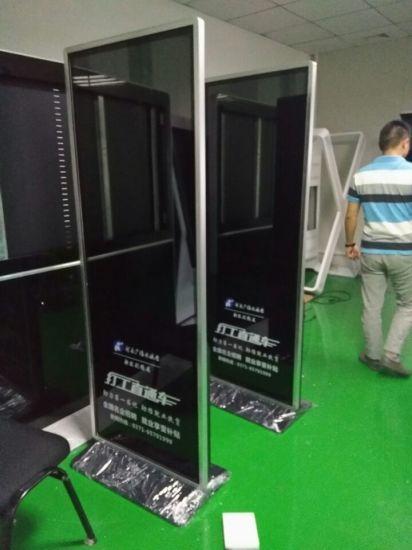 Video Indoor Landsacpe/Potrait Display Screen Power Saving Hight Effective Advertising Indoor LCD Touch Panel
