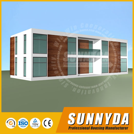 20FT Standard Customized Welded Shipping Container Homes for Sale (SUH213)