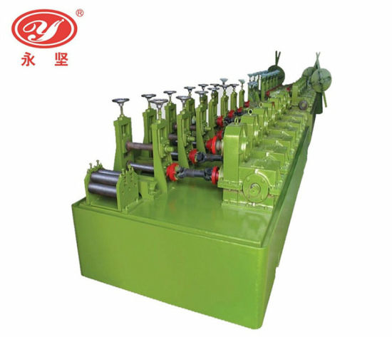 Stainless Steel/Iron/Copper Tube Making Machine and Welding Pipes