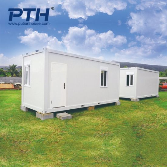 China Best Sale 20/40FT Prefab Container House pictures & photos