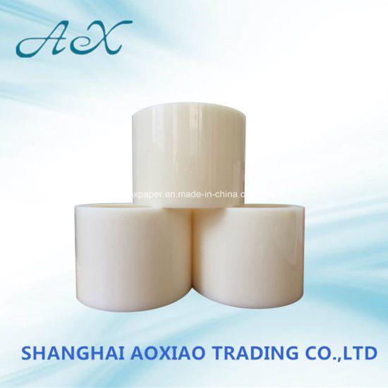 Hot Selling High Temperature Resistant PE Plastic Tube / Pipe, Plastic Core Tubes for Labels, Plastic Cores