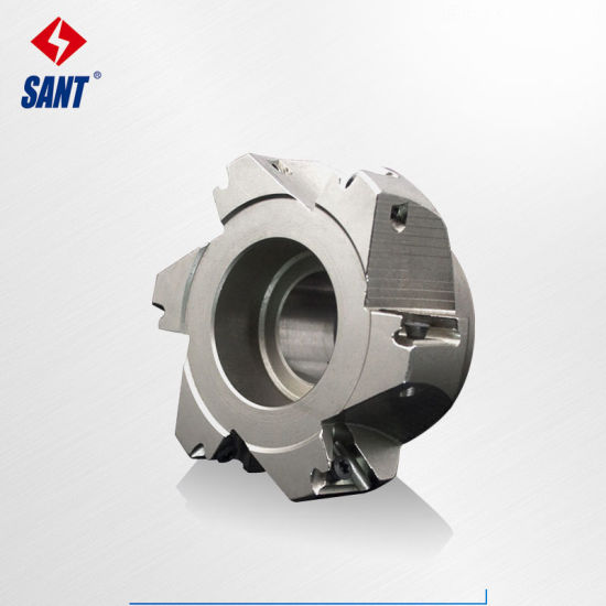 Indexable Face Milling Tool for CNC Lathe Machining Center