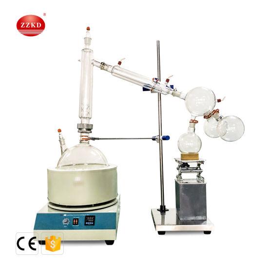 Factory Price Lab Vacuum 20L Short Path Distillation