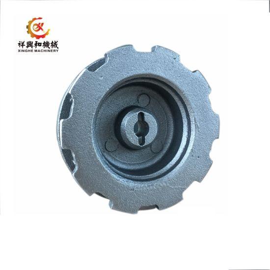 Customized Wrought Iron Grey Ductile Iron Sand Casting Parts