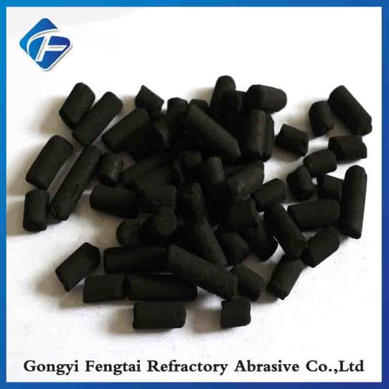 Activated Charcoal Pellets/Coal Activated Carbon Pellets for Air