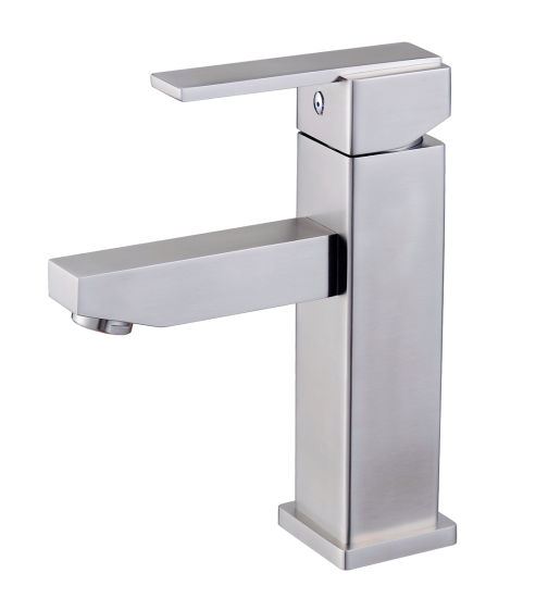 Hot Sale SUS304 Stainless Steel Wash Basin Faucet (LJ-9002) pictures & photos