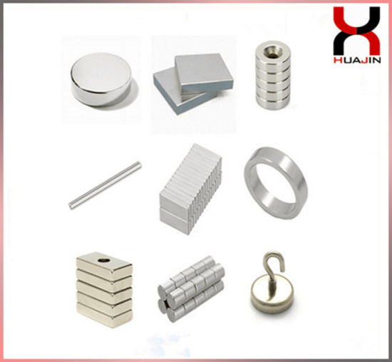Strong Rare Earth Sintered NdFeB Magnet for Sale