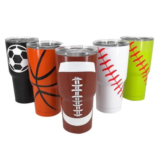 Wholesale China Price Double Wall Vacuum Insulated Rambler Stainless Steel Tumbler 30oz Coffee Mug
