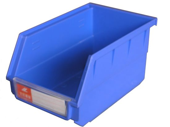Wholesale Heavy Duty PP Storage Stackable Moving Plastic Tote Box