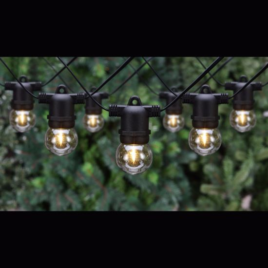 Weatherproof Heavy Duty Patio Globe Bulb String Lights