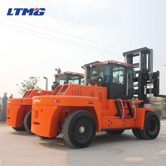 China Powerful Engine 20t Big Diesel Forklift For Sale China 20 Ton Forklift 20 Ton Forklift Truck