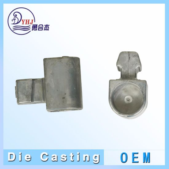 Professional Aluminum Alloy and Zinc-Alloy Die Casting for Many Kinds of Door Locks Hardware in China