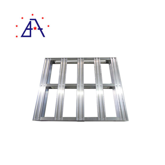 Custom Design 6000 Series Aluminum Foil Pallet for Shipping with Lid