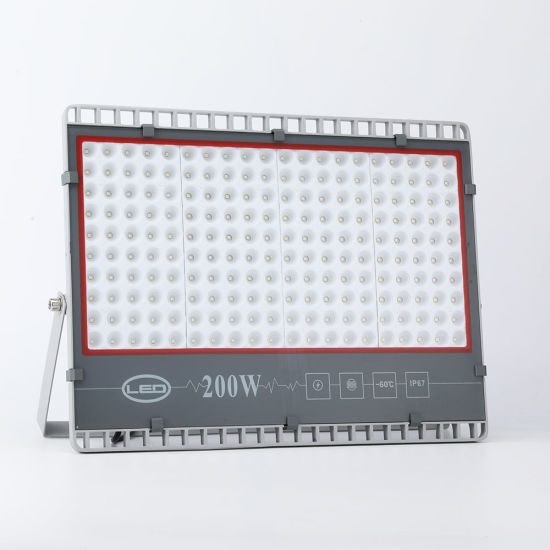Exterior LED Flood Lights Fixtures with Energy Saving SMD 50W 100W 200W 150 Watt Module Tunnel LED Flood Light