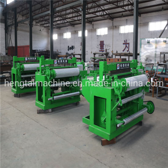 Full Automatic Welded Wire Mesh Roll Forming Machine