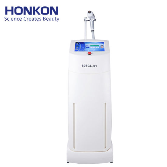 Honkon Factory Price Popular 808 Diode Laser Permanent Hair Removal with 300W Medical Beauty Equipment