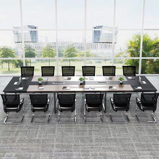 Modern Wooden Office Furniture U Shaped Training Room Meeting Desks