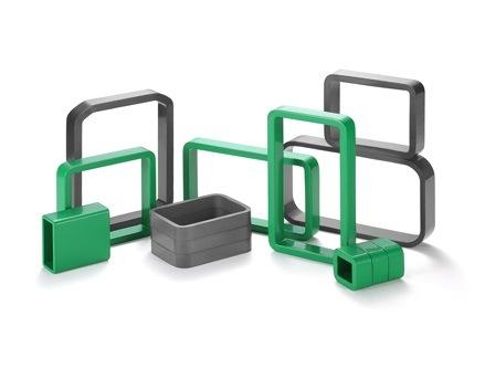Laminated Iron Core Silicon Steel Transformer Cores