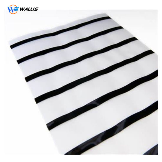 Laminate Hi Co Low Co Mangetic Stripe for Polycarbonate PC PVC Overlay Film for ID Card Making