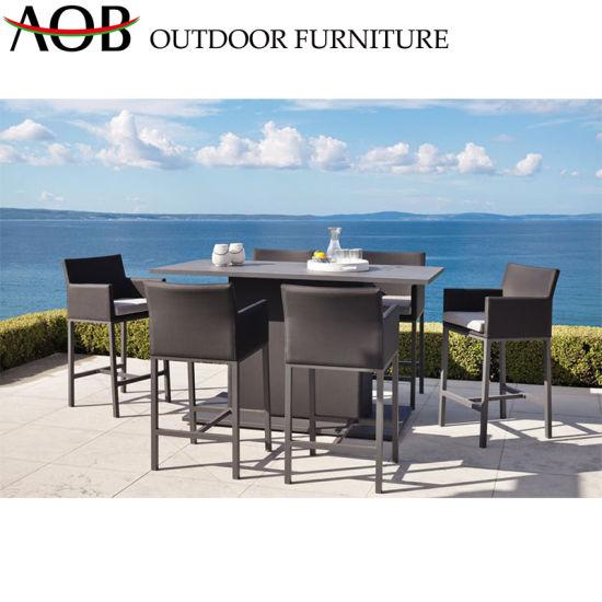 Outdoor Dining Table Chair Garden Patio