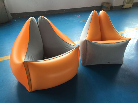 Pleasant China Inflatable Triangle Lounge Chair Inflatable Adult Inzonedesignstudio Interior Chair Design Inzonedesignstudiocom