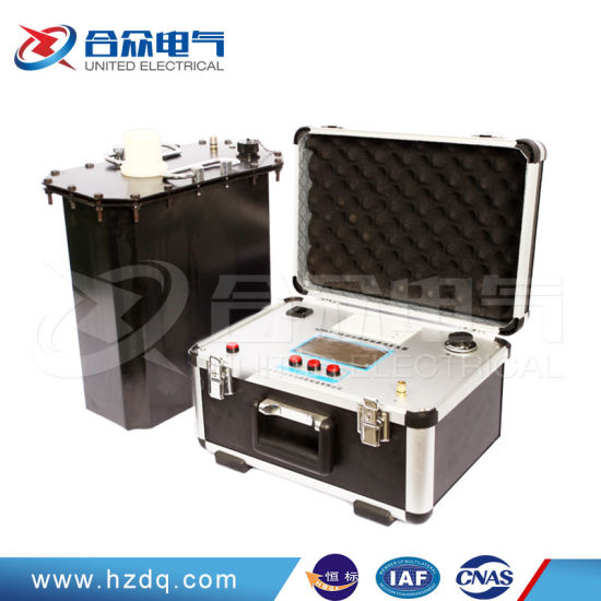 50kv AC Hipot Tester Vlf Ultra-Low Frequency High Voltage Generator Vlf AC Generator