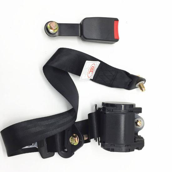 Universal Emergency 3 Point Adjustable Safety Belt Support Car, Truck, RV.