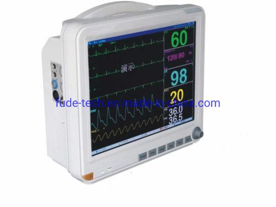 Portable Medical Multi Parameter Patient Monitor Price