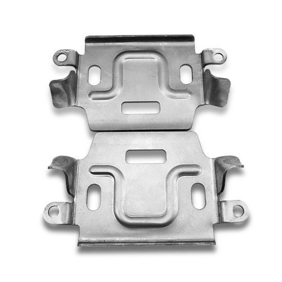 Chinese Supplier Stainless Steel Sheet Metal Fabrication Stamped Parts on Sale