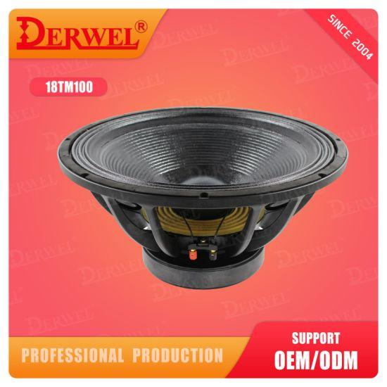 18inch Loudspeaker High Power subwoofer 3000W Subwoofer PRO AUdio Powered Speaker