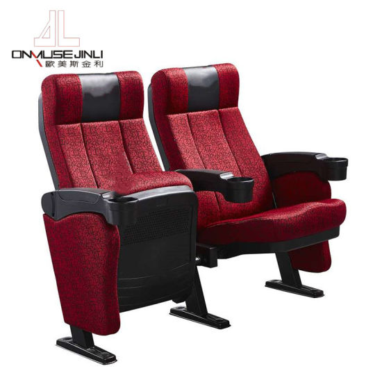 Wholesale Red Auditorium Chair/Theater Seat/Cinema Furniture/Conference Chair