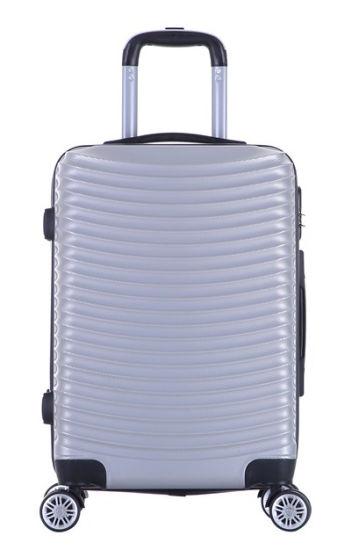 """2019 Fashion Design Travel Luggage Trolley ABS 20""""24""""28"""" 3 Set Luggage Xha172"""