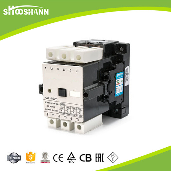 Three Phase 3TF 50 AC Electrical Magnetic Contactor