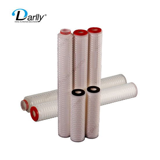 SCC Series PP Pleated Filter Cartridge For water filter system