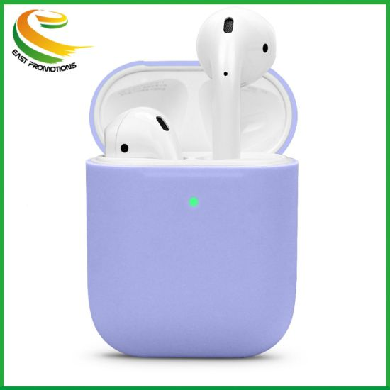 Protective Silicone Case for Airpod Charging Case Silicone Shell Cover Cap for Airpod Case