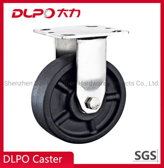 """Qty-4 2/"""" Swivel METAL Caster Wheels Base with Top Plate /& Bearing"""