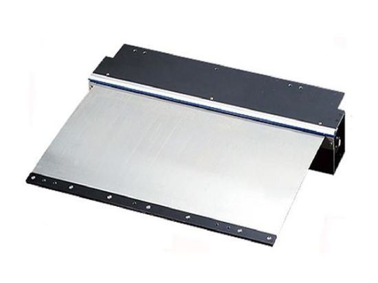 Retractable, Machine Tool Used, Elastic, Stainless Steel Surface Smooth Stainless Steel Roll Hood Machine Tool Shield