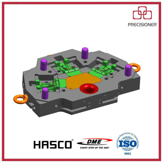 Die Casting Die with Maximum Number of Slides pictures & photos