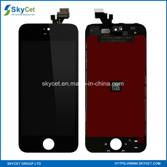 Best Copy Quality Phone LCD Screen Assembly for iPhone 5 pictures & photos